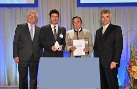 Pollin Electronic Auszeichnung Bayerns Best 50 2011