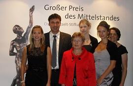 Pollin Electronic Großer Preis des Mittelstandes 2010