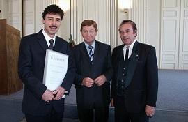 Pollin Electronic Rudolf Egerer Preis 2005